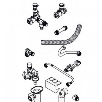 Raccordi idraulici COMPACT VLT0020040771