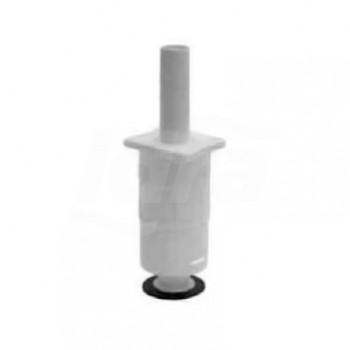 Valvola di scarico ad azionamento meccanico completa di regolazione 6/9 litri con presa tubo, dal 6/2002 F09RS5300