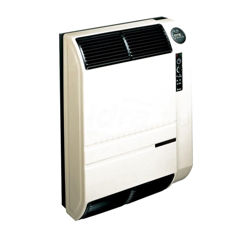 Radiatore autonomo per il riscaldamento Supercromo 3001 Ce Met Ita Bianco F11327430
