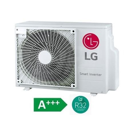 Climatizzatore condizionatore unità esterna multisplit R32 tubazione multipla 15 kBtU LGEMU2R15.UL0