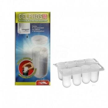 Gelphos Rapid Confenzione 8 ricariche Polifosfato GEL10701160