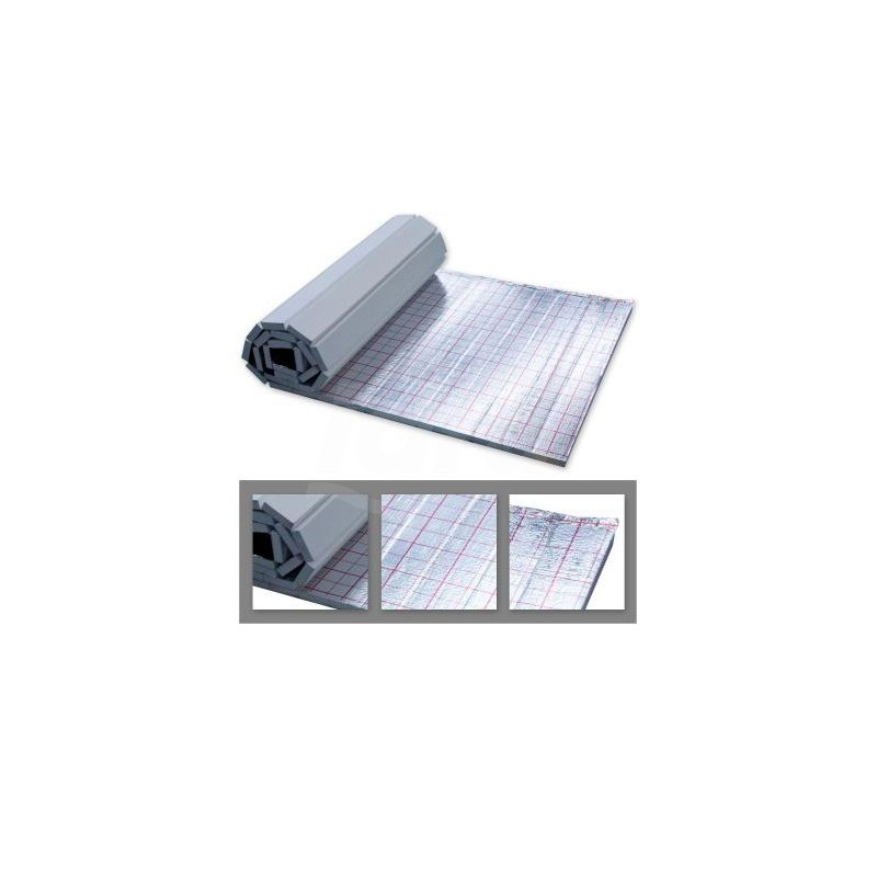 Pannello in rotolo KILMA-ROLL 1000x10000x40mm RBM19784002