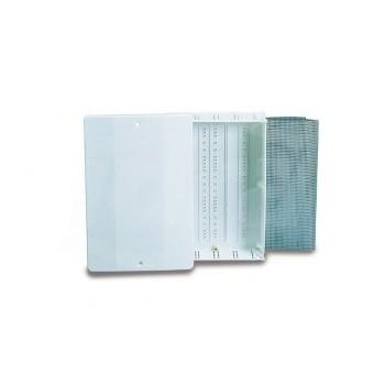 Cf 477 Cassetta Componibile Universalein Plastica mm.412 LUX68560440