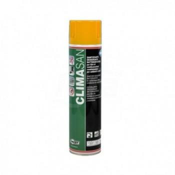 CLIMASAN Detergente, sanitizzante ad azione batteriostatica per filtri 600ml FACCLISAN0600
