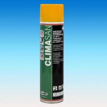 CLIMASAN Detergente, sanitizzante ad azione batteriostatica per filtri 600ml CLISAN0600 - Detergenti