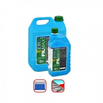FILMAX+THERMAKIL Protettivo anticorrosivo per impianti termici e refrigeranti. Tanica 5lt FILK005