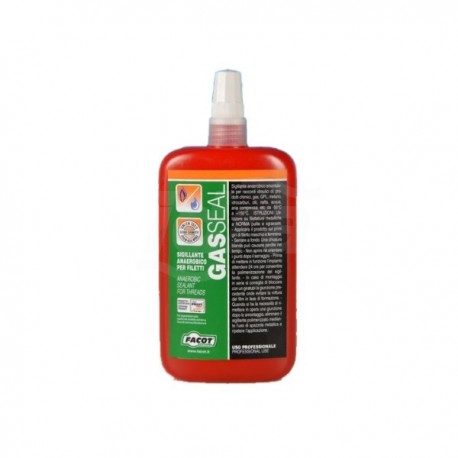 GAS SEAL Sigillante anaerobico bloccante. Flacone 100gr GAS0100E