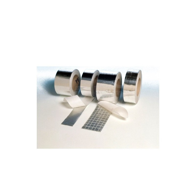 Nastro in alluminio H.50mmx50m NALU0050