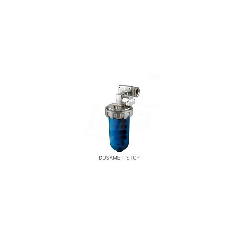 Dosatori di polifosfati in ottone serie DOSAMET DOSAMET-STOP