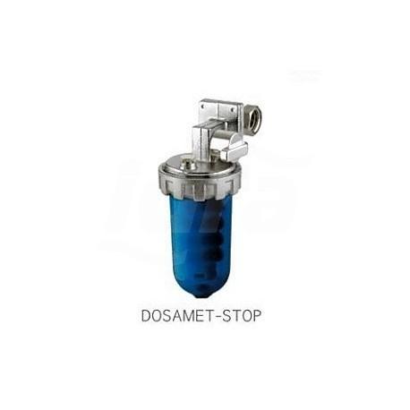 Dosatori di polifosfati in ottone serie DOSAMET METDOSAMET-STOP