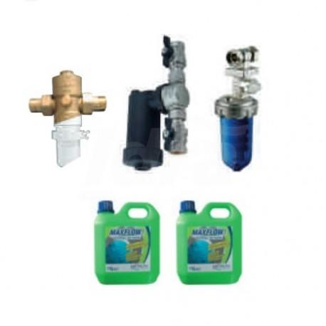 Kit salvacaldaia Alta Temperatura con Magmet (CRMF3+CRMF1) 003KITE - Trattamento acqua