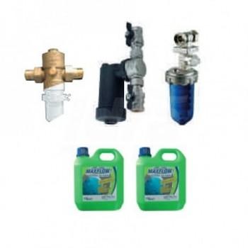 Kit salvacaldaia bassa temperatura con Magmet (CRMF3+CRMF2) 003KITF - Trattamento acqua