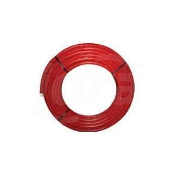 Tubo multistrato rosso 26X3 isolato COEF07KISR260G