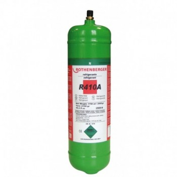 Bombola 1Lt X Gas R410A ROT170912