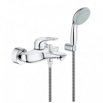 EUROSTYLE NEW 33592 Miscelatore rubinetto monocomando per vasca-doccia 33592003 - Gruppi per docce