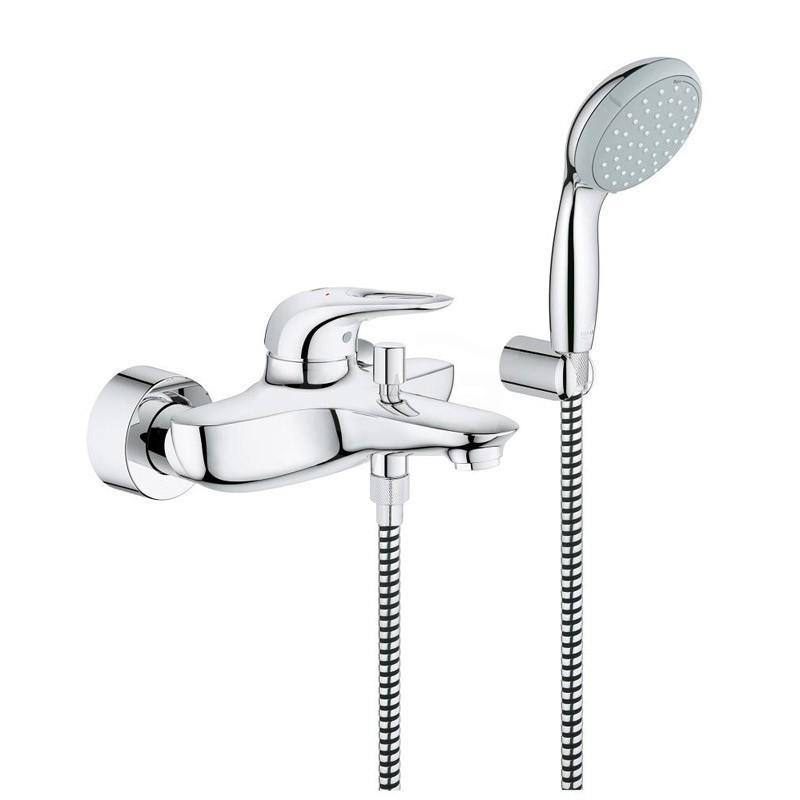 EUROSTYLE NEW 33592 Miscelatore rubinetto monocomando per vasca-doccia 33592003