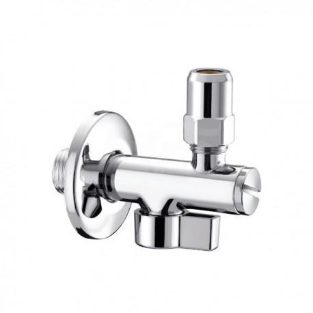 """351 rubinetto sottolavabo Cr ø1/2""""x10 con filtro PIA0350A400CR"""
