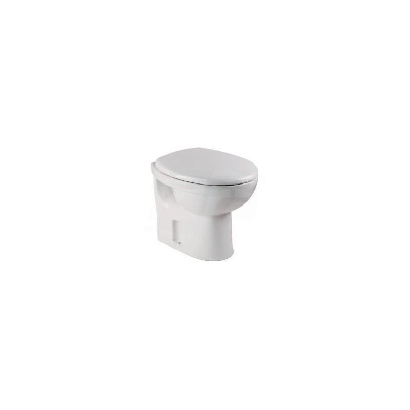 Patio vaso scar.pav. (54x36,5)s/sed. Bianco KLR18910D-00