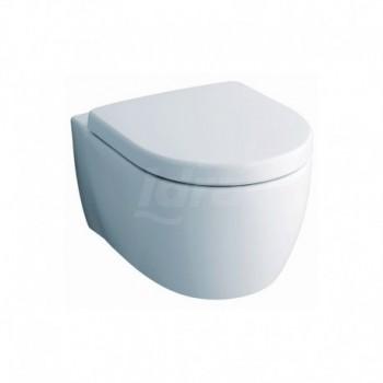 FAST vaso sospeso RIMFREE on sedile con chiusura ammortizzata bianco POG78356000