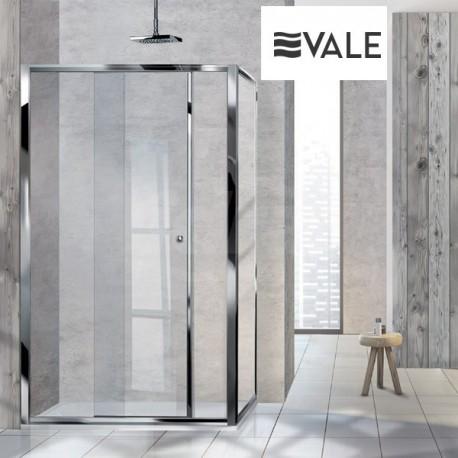 Porta Saloon Due 74/80 Arg Lux Trasp per box doccia E9B0ATR0 - Box doccia in cristallo