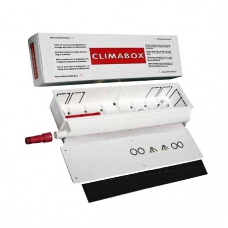 Scatola Incasso Climabox 430X130X65mm NIC9899-001-01