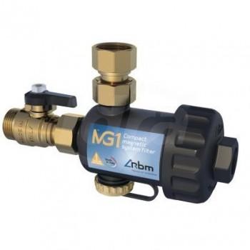 """MG1 Filtro defangatore magnetico sotto-caldaia ø3/4"""" 30700500 - Sicurezza/Vasi/Centrale termica"""