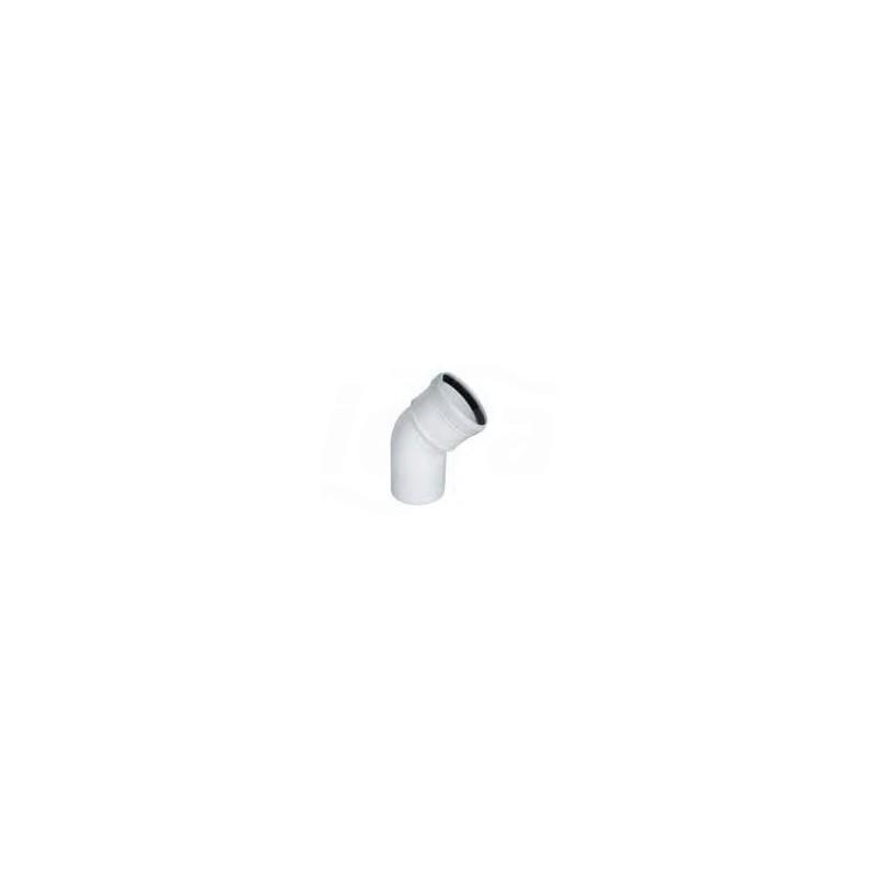 Tee 90° Rid. 100 Pps Dn 125 PP919125 - Inox a doppia parete