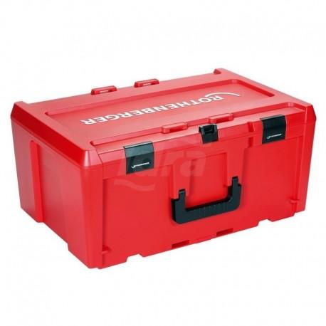 Valigetta Rocase 6427 Rossa Senza Inserto Con Clip 1300003337 - Utensileria/Attrezzatura