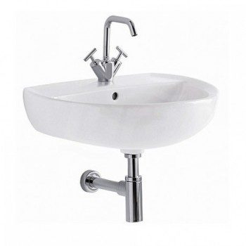 COLIBRI 2 lavabo 65 cm finitura bianco 63030000 - Lavabi e colonne