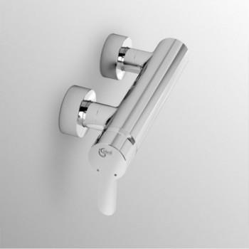 CONNECT BLU Miscelatore rubinetto monocomando esterno doccia cromato B9924AA