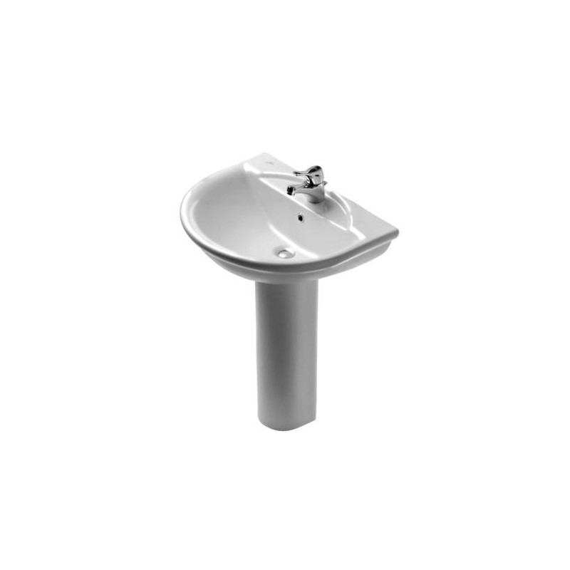 ESEDRA lavabo 68x52 bianco europa NEW IDSG906861