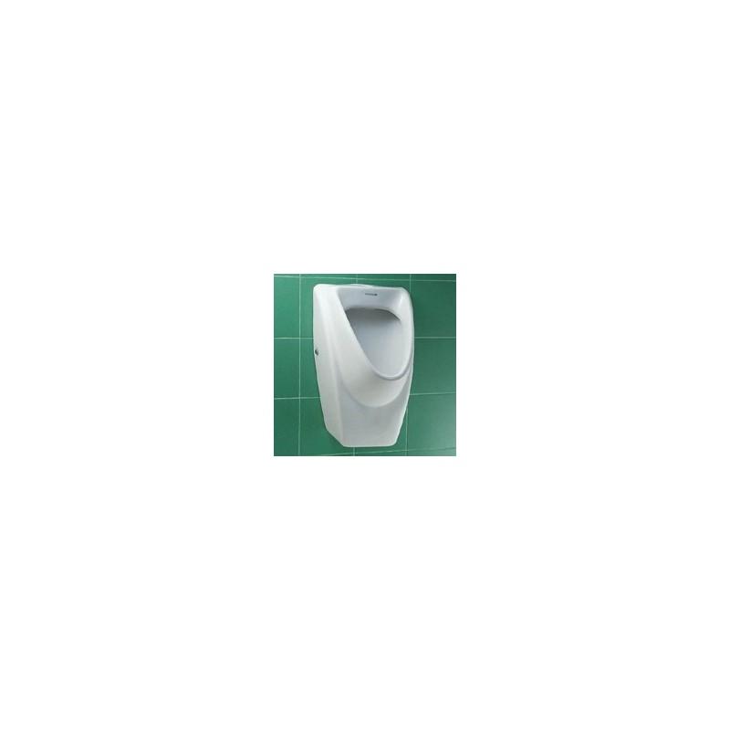 VOLGA orinatoio con alimentazione posteriore cm. 54x35 bianco J043800 - Sanitari per disabili e comunità