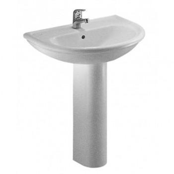 CLODIA lavabo sospeso cm. 68x52 bianco IDSJ050100