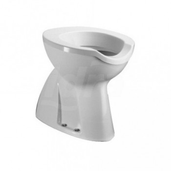 MAIA wc universale senza sedile 57x39 bianco europa J498801