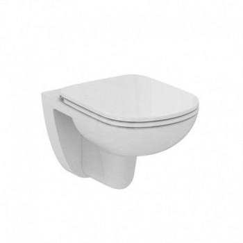 GEMMA 2 wc sospeso senza sedile 53x36 bianco europa IDSJ522501