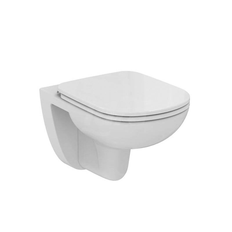 GEMMA 2 wc sospeso senza sedile 53x36 bianco europa J522501 - Vasi WC