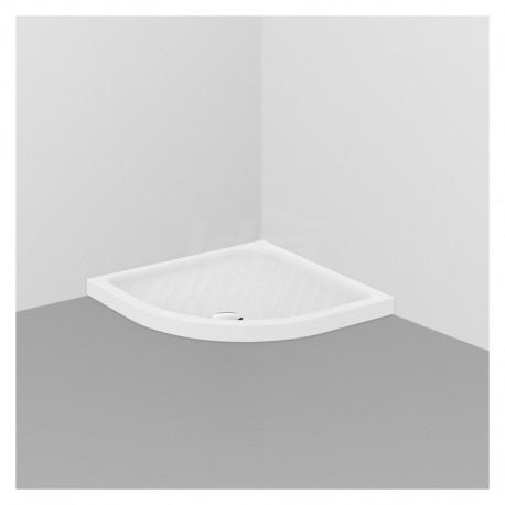 GEMMA 2 piatto doccia angolo 90x90x7cm bianco europa J526501 - Piatti doccia