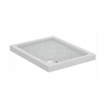 GEMMA 2 piatto doccia 90x70x7cm bianco europa IDSJ526601