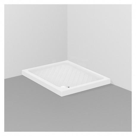 GEMMA 2 piatto doccia 100x80x7cm bianco europa IDSJ526801