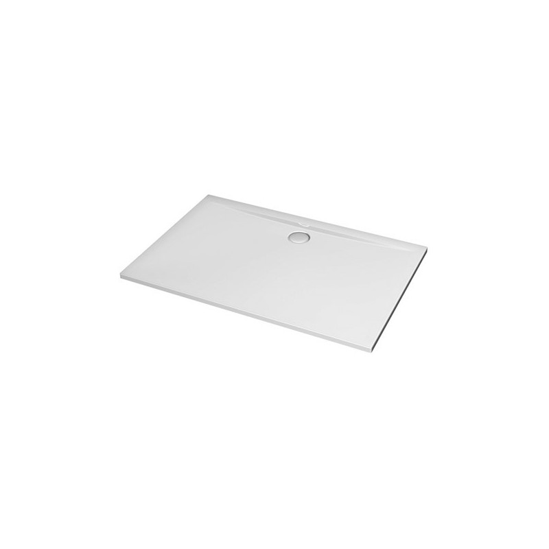 ULTRA FLAT piatto doccia rettangolare 120x70 bianco europa IDSK193601