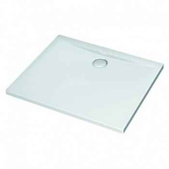 ULTRA FLAT piatto doccia rettangolare 90x70 bianco europa K193401 - Piatti doccia