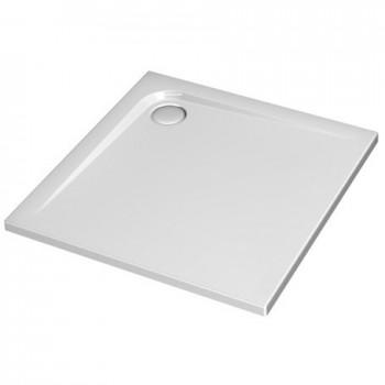 ULTRA FLAT piatto doccia quadrato 80x80 IG bianco europa IDSK5172YK - Piatti doccia