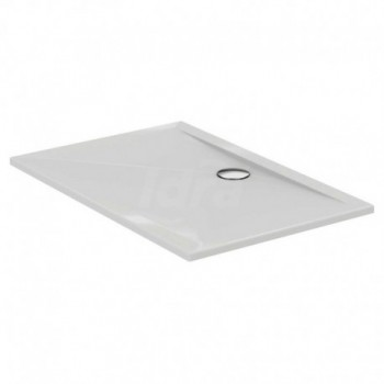 ULTRA FLAT piatto doccia rettangolare 120x80 bianco europa IDSK518201