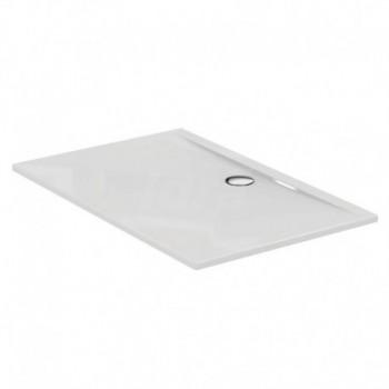 Ultra Flat Piatto doccia in acrilico rettangolare 140x90 cm IDSK518601 - Piatti doccia