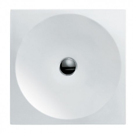 TONIC piatto doccia quadrato 90x90 ACRIL. bianco europa K670301 - Piatti doccia