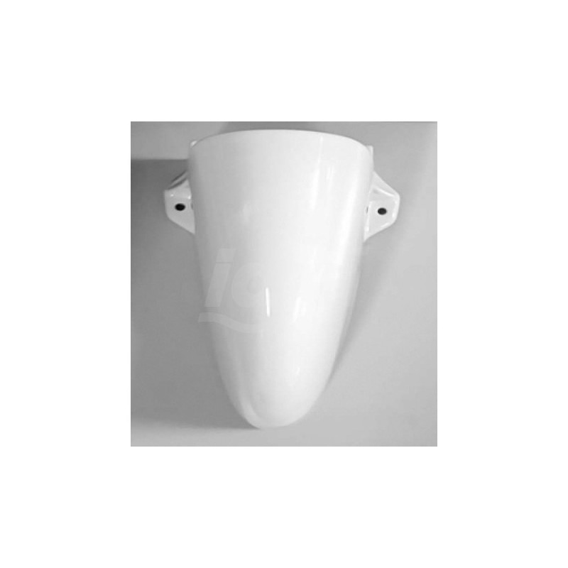 Semicolonna GEMMA bianco europa V921901