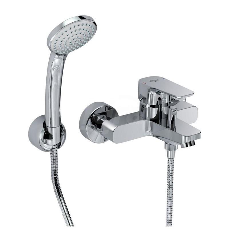 CERAPLAN III miscelatore monocomando esterno vasca / doccia con set doccia CR IDSB0719AA