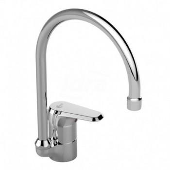 CERAPLAN III JR Miscelatore rubinetto monocomando lavello d'appoggio cromato B0893AA