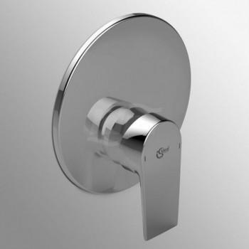 CERAMIX Miscelatore rubinetto monocomando incasso doccia cromato A6548AA - Gruppi per docce
