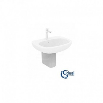 TESI semicolonna X lavabo bianco europa IDST351801
